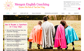 Meagan English Coaching